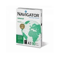 <b>Бумага Navigator Paper</b> Universal А3 80g m2 500 листов - Чижик