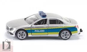 Полицейская <b>машина Siku Mercedes-Benz E</b>-Class - Dressclub