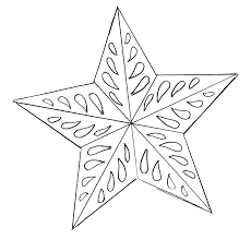 best photos of paper star template christmas paper star cut paper christmas star pattern