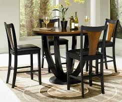 dining room tables chairs square: dining room elegant round tall kitchen table set ideas tall kitchen table chairs
