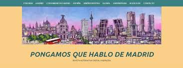 Image result for pongamos que hablo de madrid