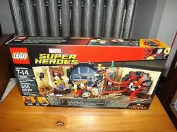 LEGO, MARVEL <b>SUPER HEROES</b>, DOCTOR STRANGE'S ...