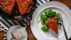 Cast-Iron <b>Skillet</b> Meatloaf - <b>Just Cook</b>