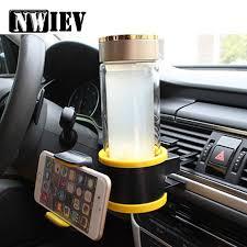 NWIEV <b>Car Multifunctional</b> cup Phone holder For Volvo Citroen c4 ...