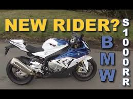 <b>BMW</b> S1000RR as a beginner <b>bike</b>!? <b>Suitable</b> for a new rider ...