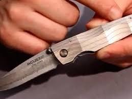 Японские <b>складные ножи</b> MCUSTA - YouTube