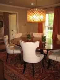 Traditional Dining Room Chairs Lighting In Dining Room Jhoneslavaco
