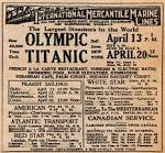 Image result for titanic ticket