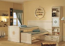 cheap kids bedroom ideas:  bedroom sweet pastel solid wood white kids bedroom furniture for twin kids layout ideas with
