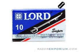 <b>Lord</b> Super <b>Stainless</b>   <b>Steel</b> DE Blade   Razor Emporium