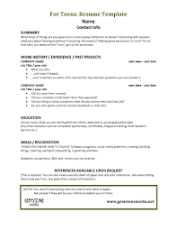 teen first job resume sample first resume sample teen resume teen first job resume sample first resume sample teen resume