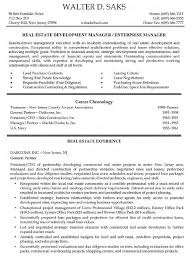 realtor resume samples resume format  real