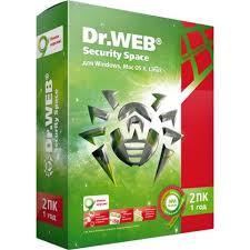 Купить Антивирус <b>Dr</b>.<b>Web Security</b> Space 2ПК на 1 год в каталоге ...