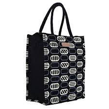 Ecotara <b>Premium Quality Eco Friendly</b> Jute Lunch Bag for Men ...