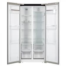 <b>Холодильник</b> Side-by-Side <b>Hiberg RFS</b>-<b>480D NFGB</b> Артикул ...