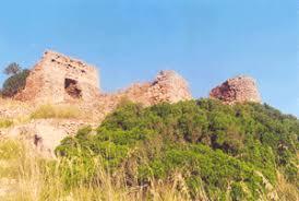 Resultado de imagen de castell santa agueda ferreries