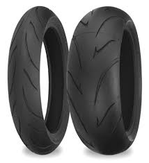 <b>011 Verge Radial</b> Tire - <b>Shinko</b> Tires