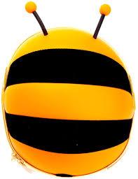 <b>Bradex Ранец детский Пчелка</b> цвет оранжевый