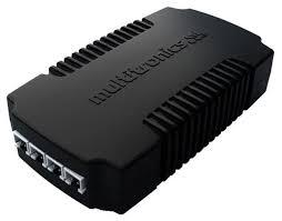 Парковочный датчик <b>Multitronics PU</b>-<b>4TC</b> (4 датчика черный ...