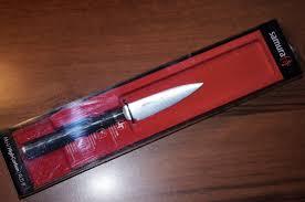 Обзор от покупателя на <b>Нож кухонный</b> Samura Mo-V <b>стальной</b> ...
