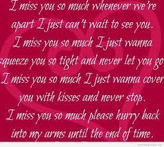 I miss you quotes via Relatably.com