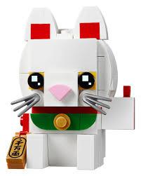<b>Lucky Cat</b> 40436 | BrickHeadz | Buy online at the Official LEGO ...