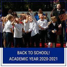 <b>Back to school</b>! Academic year 2020-2021 — Cambrige ...