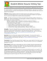 resume workshop s cipanewsletter best photos of athlete resume example student athlete resume