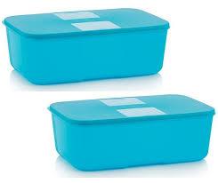 """<b>Набор контейнеров</b> Tupperware """"<b>Система</b> холодильник"""" 1,5 л, 2 шт"""