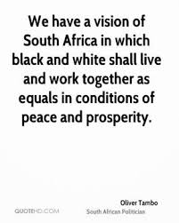 Oliver Tambo Quotes | QuoteHD