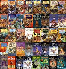 Discworld Series (37 Books) (FIX) - Terry Pratchett