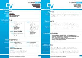 creative resume ideas to present yourselfcreative resume  amp  cv