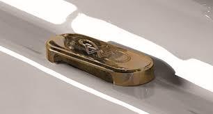 Kerasan Waldorf <b>Заглушка для перелива</b>, цвет бронза (811393br)