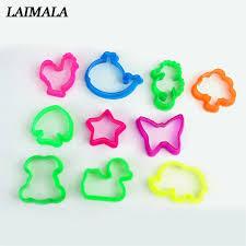 1Set Heart /Flower Play Dough Play dough Polymer Sand Intelligent ...