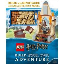 <b>LEGO Harry Potter</b> Build Your Own Adventure - Various Artists ...