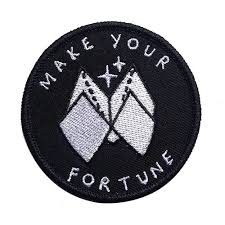 Make Your Fortune <b>Patch</b> from Sick Girls | Cute things | Значки ...