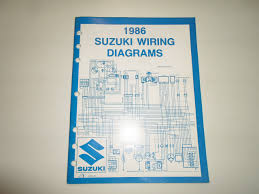 cheap repair manual suzuki, find repair manual suzuki deals on Suzuki Bandit 1200 Wiring Diagram get quotations · 1986 suzuki motorcycle a t v g models wiring diagrams manual minor wear 2003 suzuki 1200 bandit wiring diagram