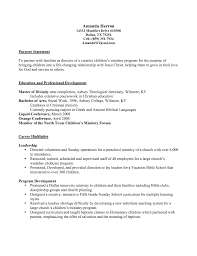 sample pastor appreciation program 14 pastor resume sample sample resume for pastors