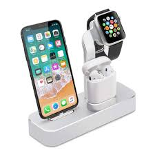 <b>Док</b>-<b>станция</b> COTEetCI для iPhone, <b>Apple</b> Watch и AirPods