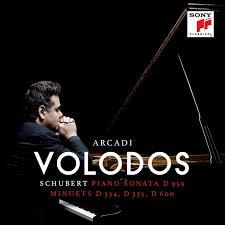 Arcadi Volodos and his new studio recording of Schubert works - AMC