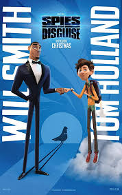 OFFICIAL Spies in Disguise (2019) Google Drive - garateulbujur ...