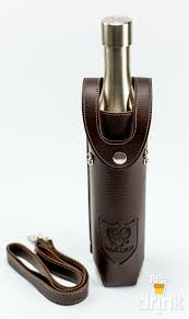 Фляга <b>бутылка</b> ссср в коричневом чехле <b>500</b> мл