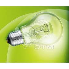 <b>Лампа накаливания</b> ЛОН 60вт <b>Б</b>-225-235в Е27 FAVOR (Шар ...