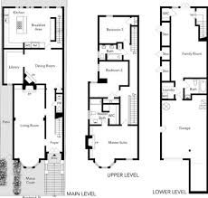 The  quot Full House quot  Victorian For Sale in San FranciscoFull House Victorian Floor Plans Broderick San Fran