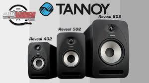 <b>Студийные мониторы TANNOY</b> Reveal : Смотрим и сравниваем ...