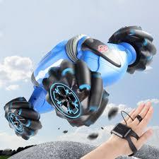 REAKIDS RC Car <b>Watch Gesture Sensing Remote</b> Control Racing ...