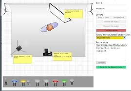 tools to create and share studio lighting diagramsthe new version of the online lighting diagram creator allows users to create labels