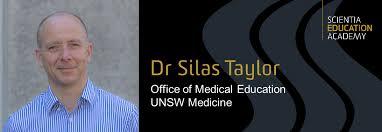 <b>Silas Taylor</b>, Scientia Education Academy Fellow | UNSW Teaching ...