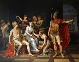 trojan war thesis