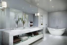 bathroom stylish bathroom furniture sets with white bathtub also downlight and white wood wash stand bathroom stylish bathroom furniture sets